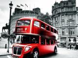 精美伦敦巴士