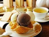 夏日清凉冰淇淋