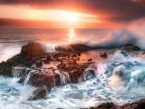 美国加州自然风光