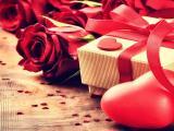 甜蜜浪漫的情人节