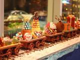马卡龙童话火车
