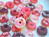 我爱甜甜圈