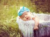 沉睡中的宝宝