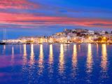 伊维萨岛夜景