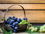 篮子里的葡萄