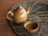 独饮下午茶