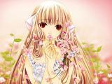 可爱花仙子