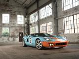 福特GT40跑车