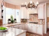 干净温馨的厨房