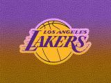 洛杉矶湖人队标志
