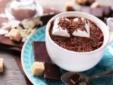 热巧克力可可