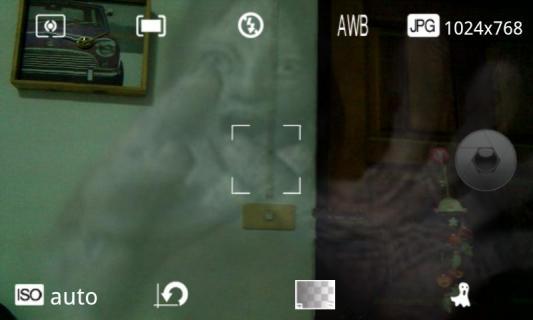 鬼魂照相机