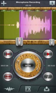Ringtonium铃声编辑器专业版软件截图4