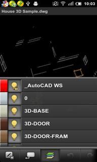 AutoCAD 360软件截图3