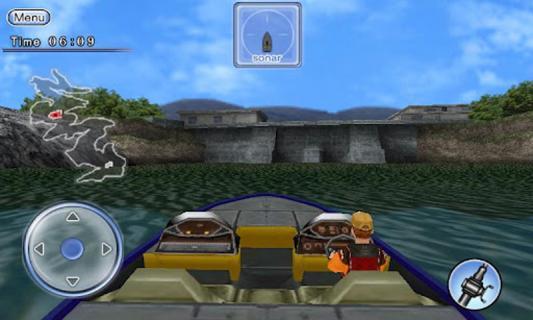 开游艇海钓游戏截图3
