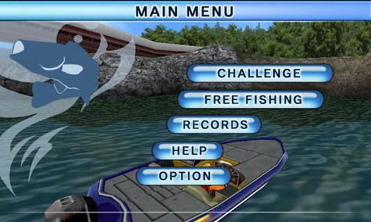开游艇海钓游戏截图2