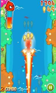 愤怒的小鱼 游戏截图3