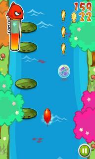 愤怒的小鱼 游戏截图2