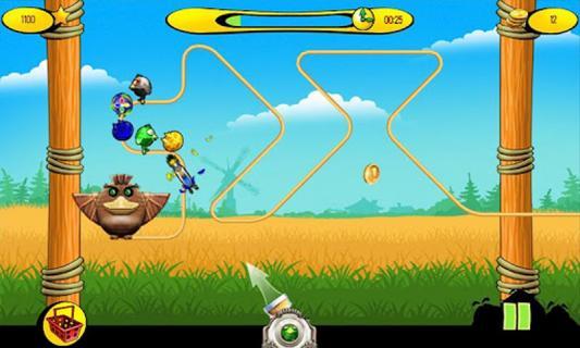 线上泡泡鸟游戏截图4