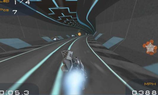 3D超音速飞行游戏截图3
