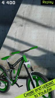 BMX小轮车特技iPhone版截图