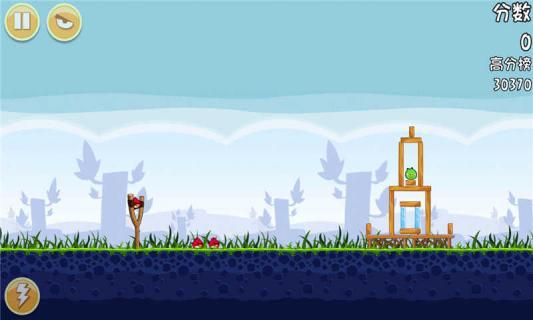 愤怒的小鸟游戏截图4