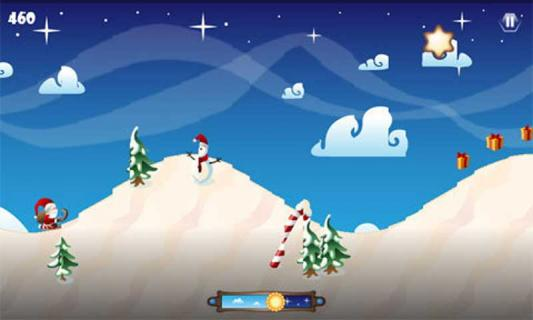 小小圣诞老人游戏截图3