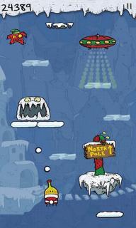 涂鸦跳跃圣诞版安卓版截图