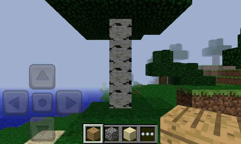 我的世界iPad版图片