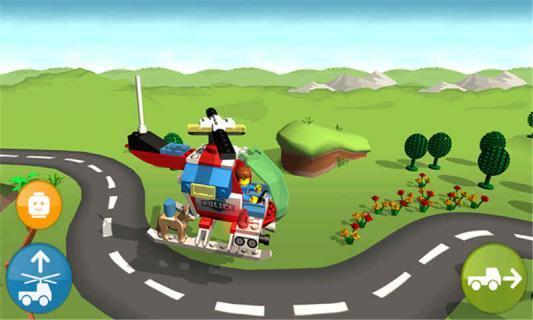 乐高玩具游戏截图2
