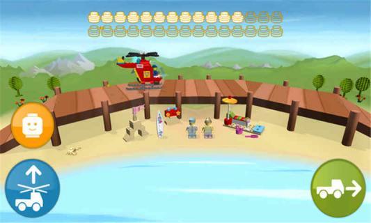 乐高玩具游戏截图4