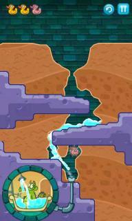 鳄鱼小顽皮爱洗澡游戏截图4