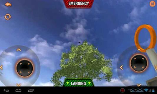 直升机飞行模拟器游戏截图4