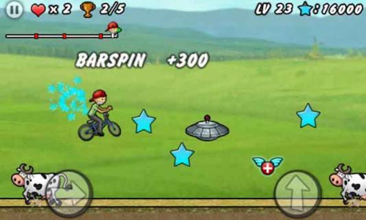 单车男孩游戏截图2