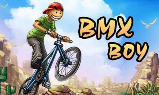 单车男孩游戏截图1