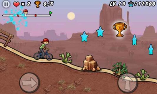 单车男孩游戏截图5