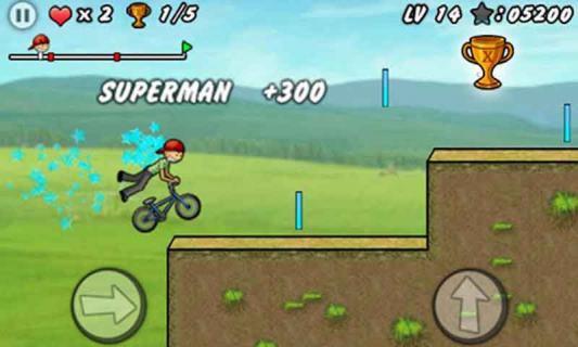 单车男孩游戏截图4