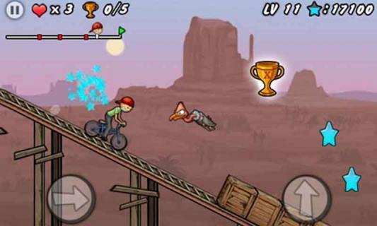 单车男孩游戏截图6