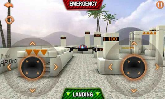 直升机飞行模拟器游戏截图3