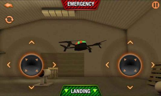 直升机飞行模拟器游戏截图2