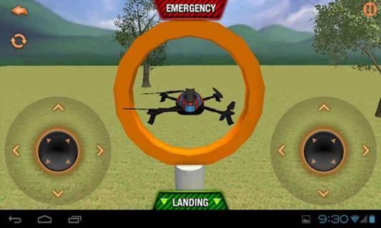 直升机飞行模拟器游戏截图5