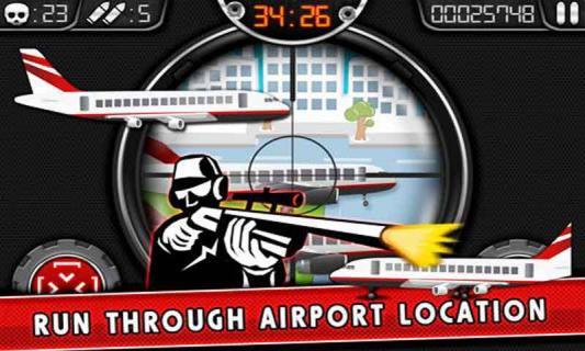 枪击敌人游戏截图2