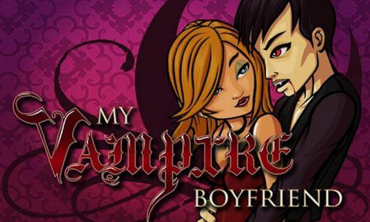 鬼鬼的男朋友-我的吸血鬼男友下载 我的吸血鬼男友手机游戏下载图片