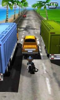 3D摩托游戏截图2