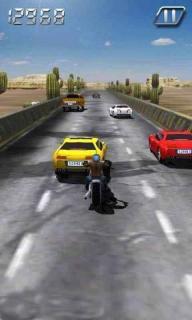 3D摩托游戏截图5