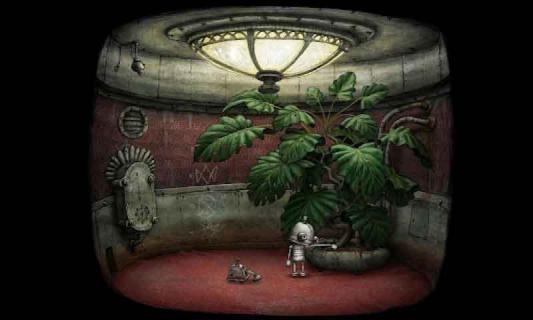 机械迷城游戏截图3