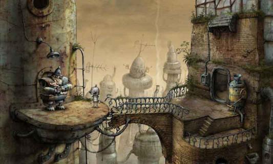 机械迷城游戏截图2