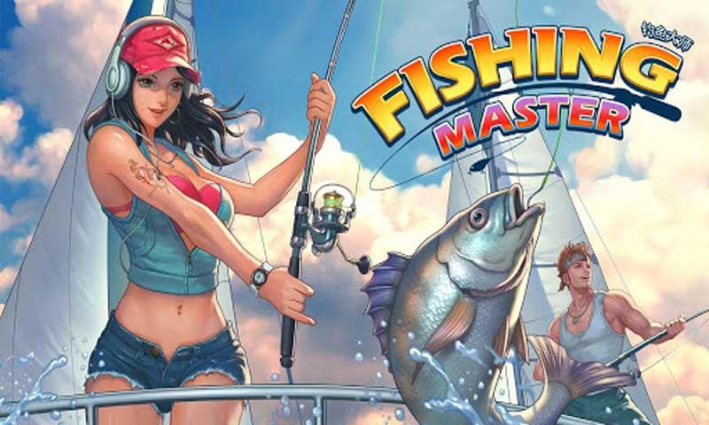 钓鱼大师iPad版图片