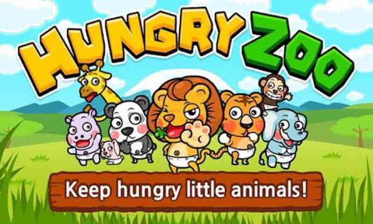 饥饿的动物园图片