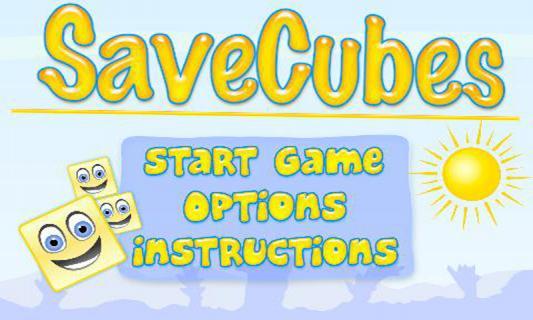 拯救方块游戏截图1